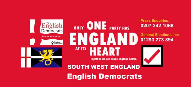 South West England - English Democrats