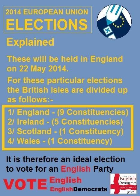 2014 EU Elections Explained  English Democrats