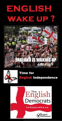England Wakes Up