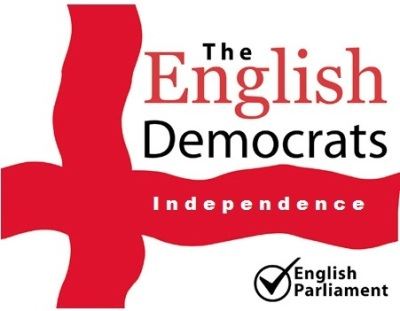 English Democrats Independence Logo - 2013