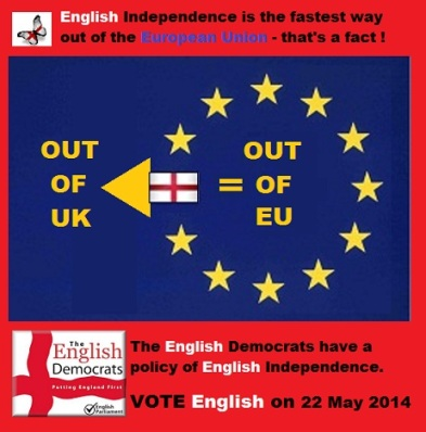 English Independence - out of the EU