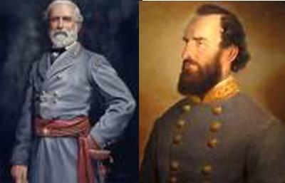 Generals-Jackson+Lee