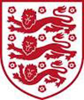 ENGLAND F A logox300%