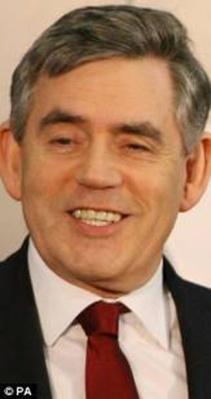 Gordon Brown x 200%