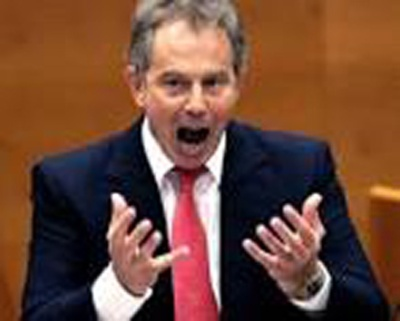 Tony Blair ranting X 300%