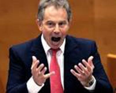 Tony Blair ranting X 300%