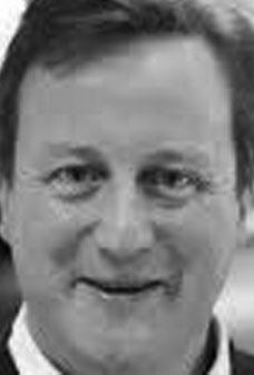 David Cameronx3=B+W