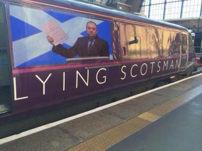 Salmond - lying Scotsman
