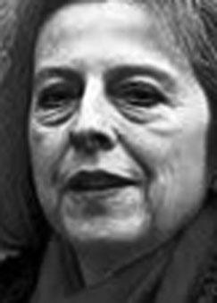 Theresa May -03x3=B+W