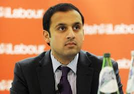 Anas Sarwar MP