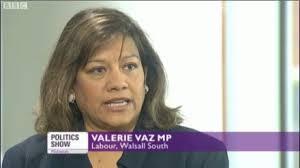 Valerie Vaz MP