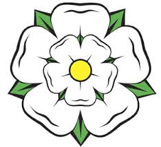 English White Rose symbol