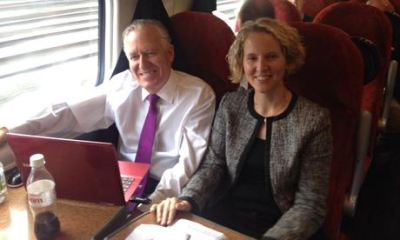 Peter Hain and Emma Reynolds
