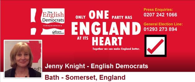 Jenny Knight - Bath, Somerset -  England